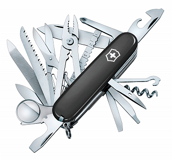 Victorinox Swiss Champ Black 1.6795.3